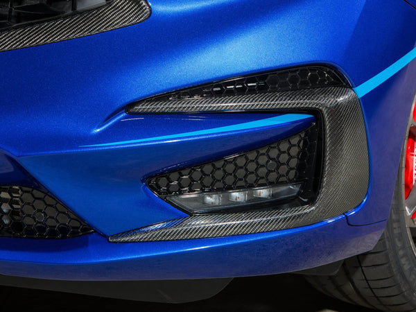 ASPEC Front Splitter Set - Exterior Accessories - Yomato Carbon - Montreal Canada