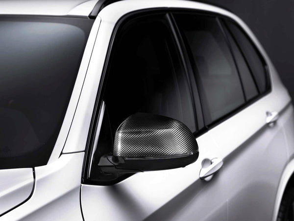 BMW X MIRROR HOUSINGS - Exterior Accessories - Yomato Carbon - Montreal Canada
