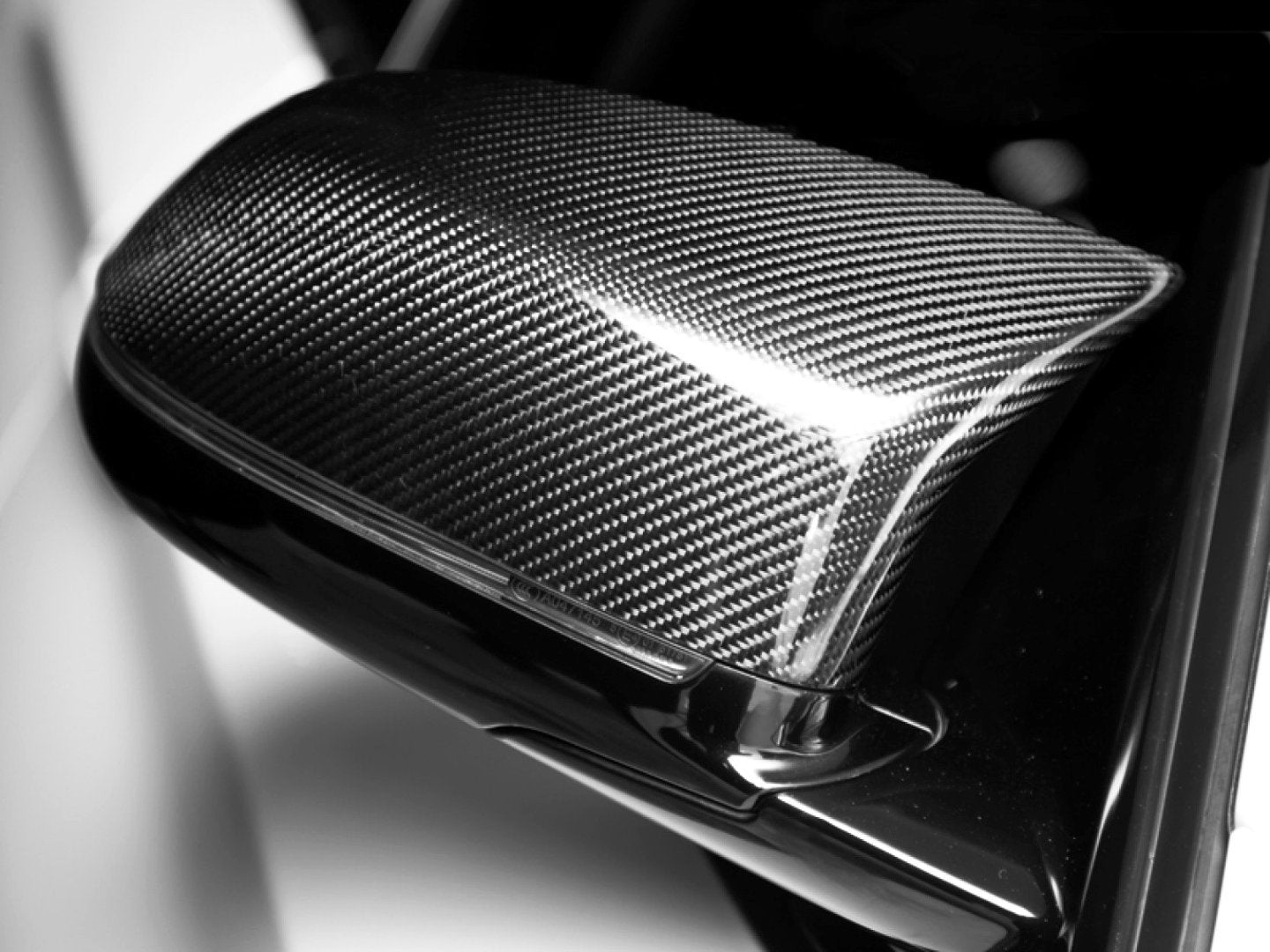 M MIRROR HOUSINGS - Exterior Accessories - Yomato Carbon - Montreal Canada