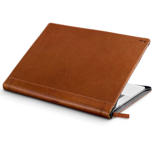 "Twelve South Journal for 15"" MacBook Pro (USB-C) - Cognac"