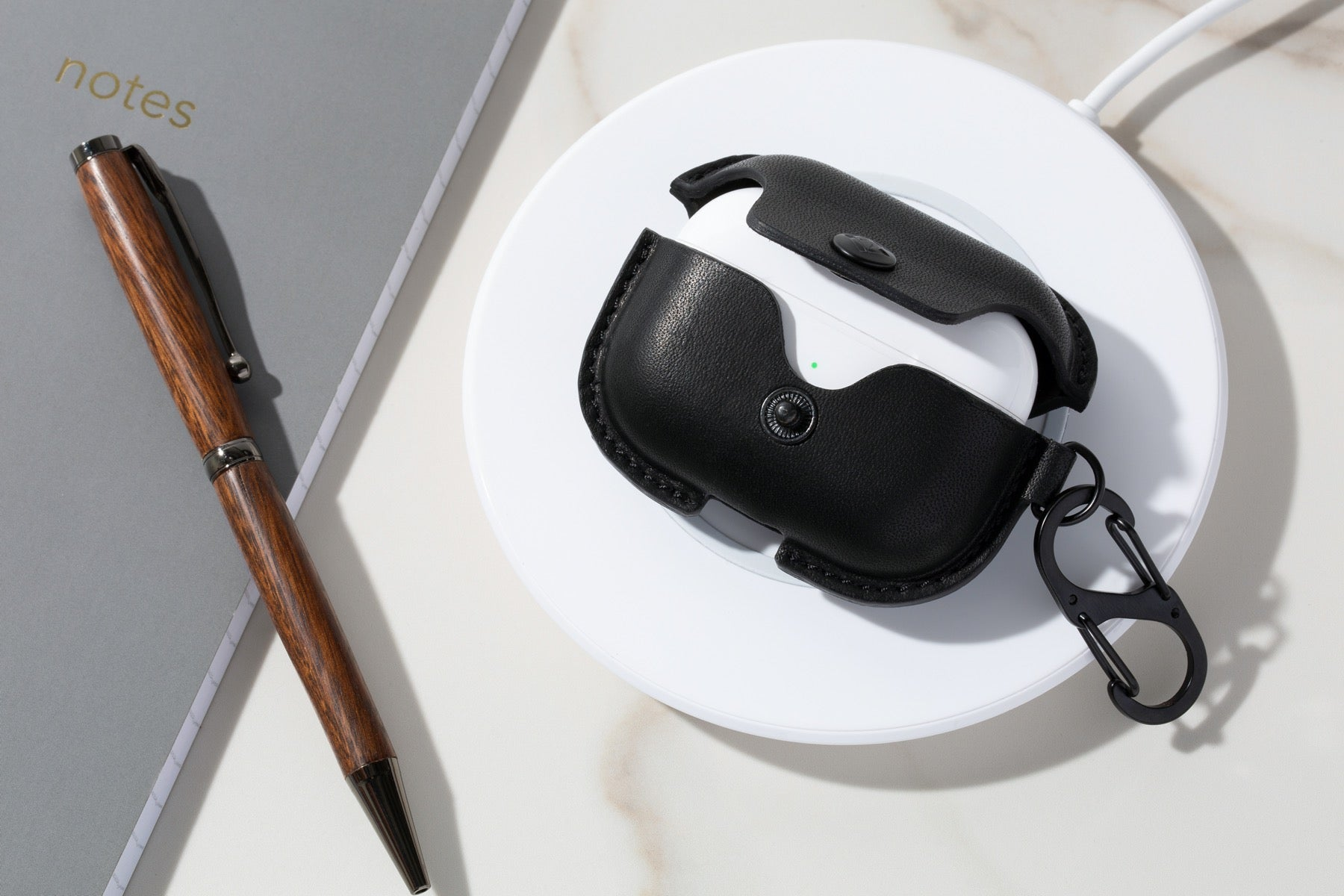 Twelve South AirSnap Pro for AirPods Pro - Black