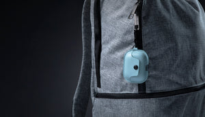 Twelve South AirSnap Pro for AirPods Pro - Slate Blue