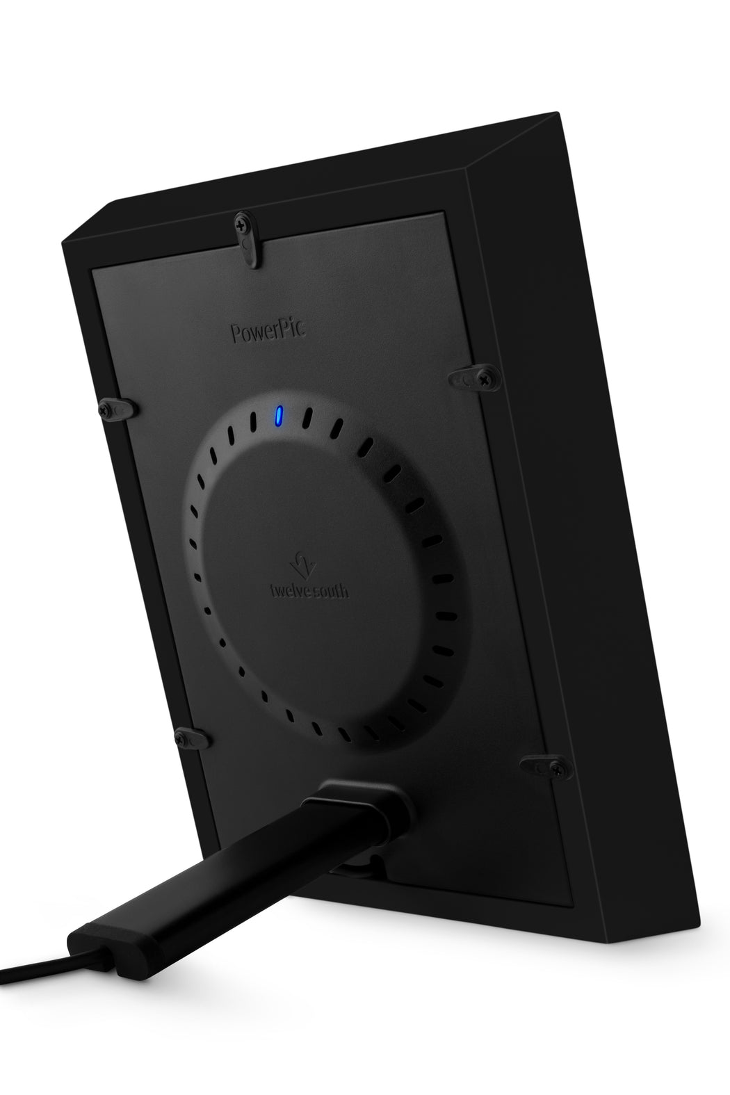 Twelve South PowerPic Wireless Charger for iPhone - Black