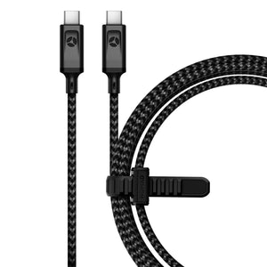 Nomad Rugged USB-C Charging Cable (100W) 1.0m