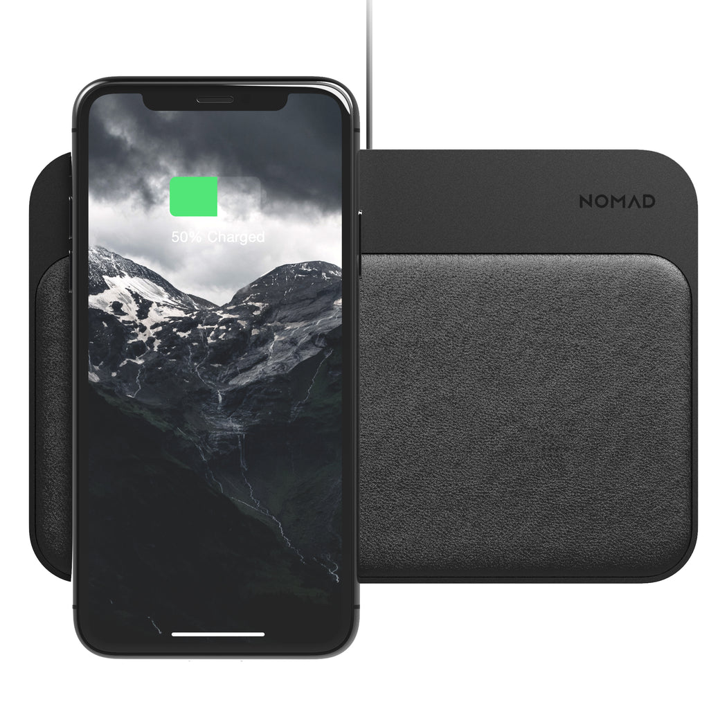 Nomad Base Station Wireless Charger - Hub Edition