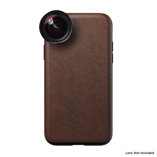 Nomad x Moment Lens Rugged Case for iPhone X/XS