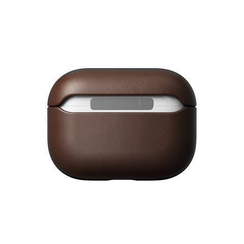 Nomad Rugged Case for AirPods Pro - Rustic Brown