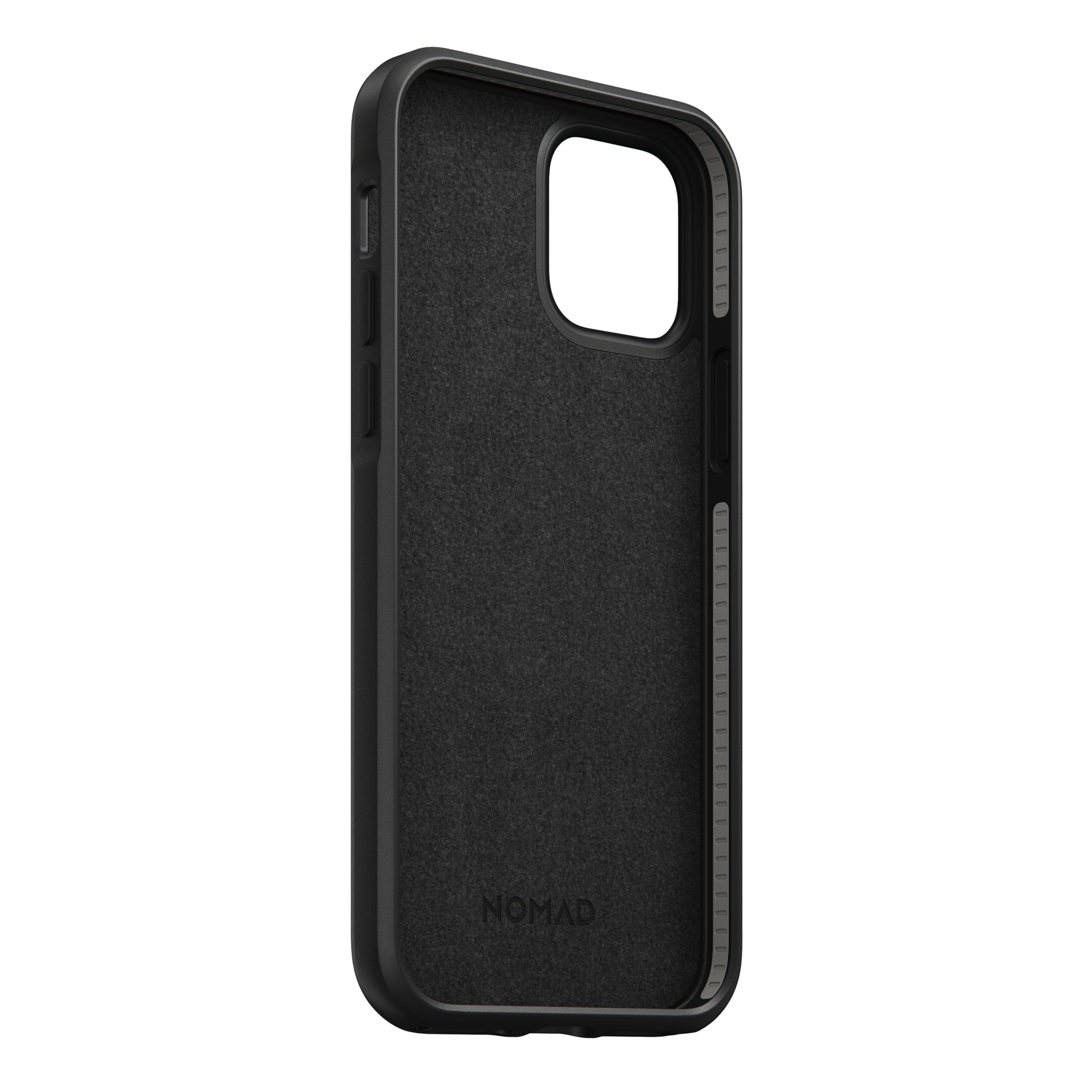 Nomad Rugged Case for iPhone 12 / 12 Pro - Black