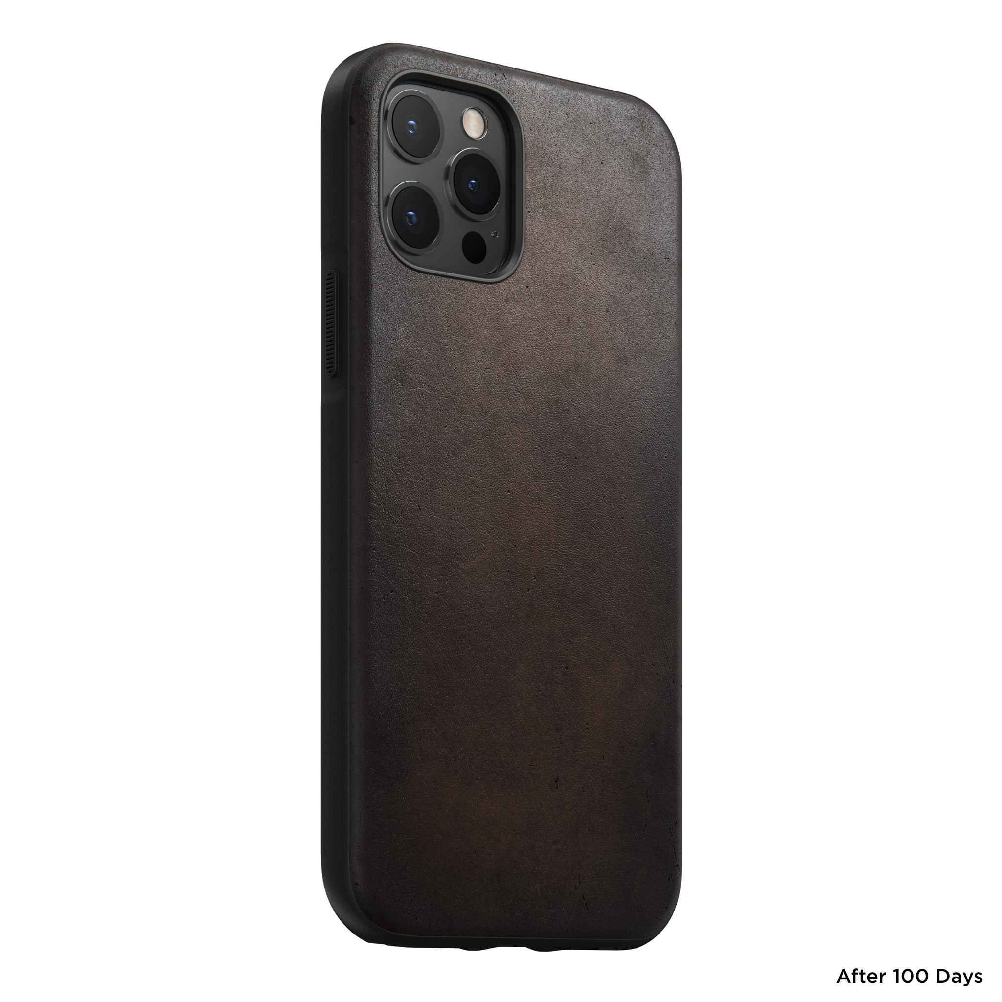 Nomad Rugged Case for iPhone 12 / 12 Pro - Rustic Brown
