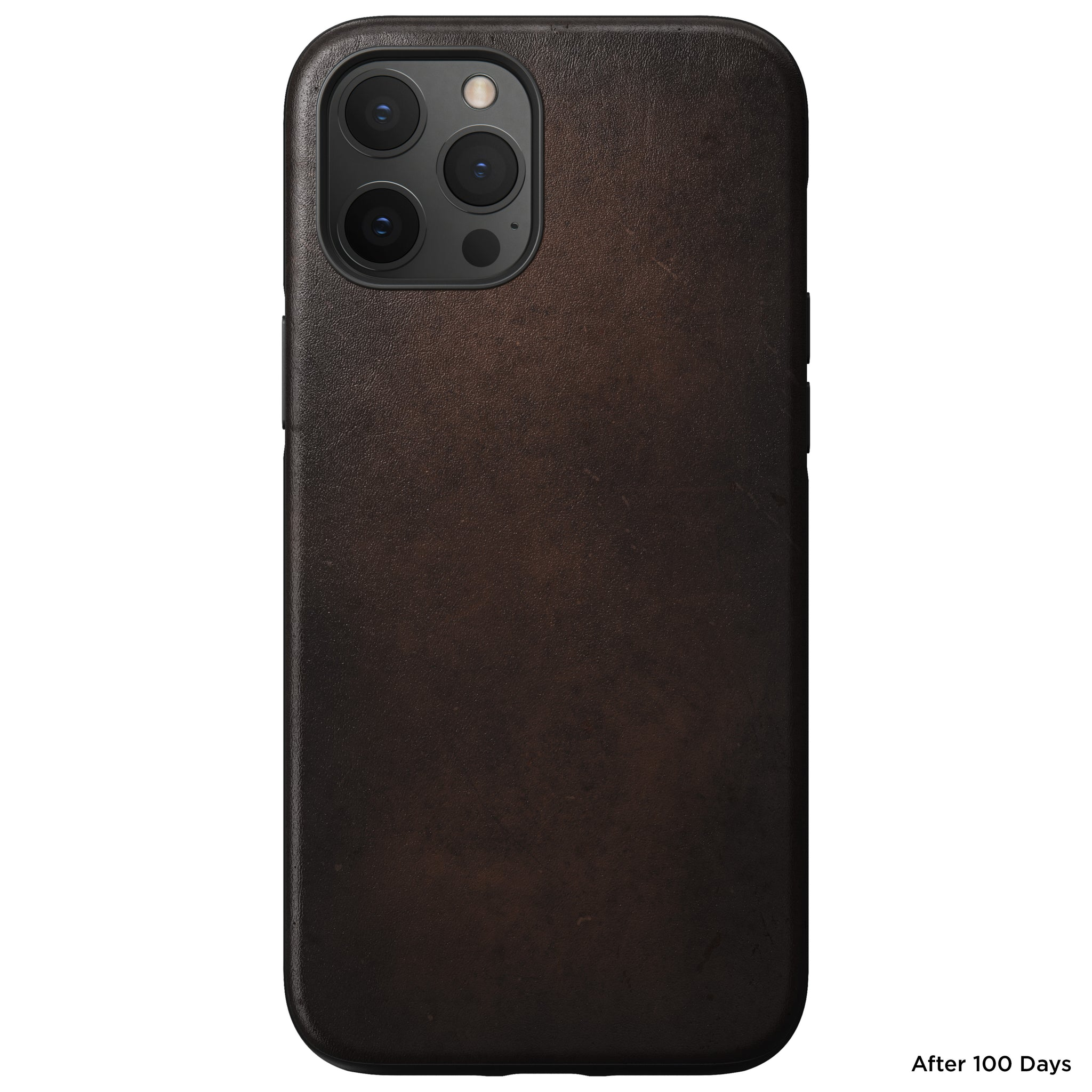 Nomad Rugged Case for iPhone 12 Pro Max - Rustic Brown