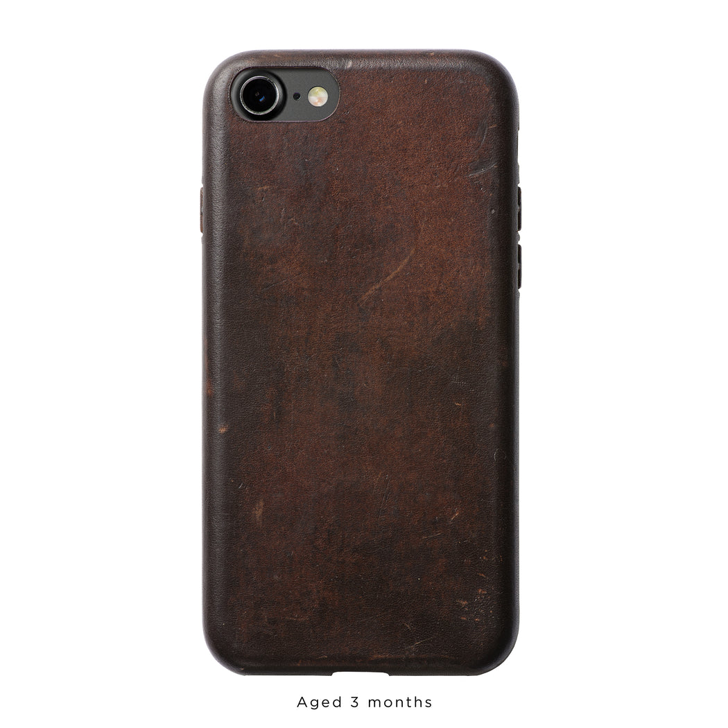 Nomad Horween Leather Case for iPhone 7/8