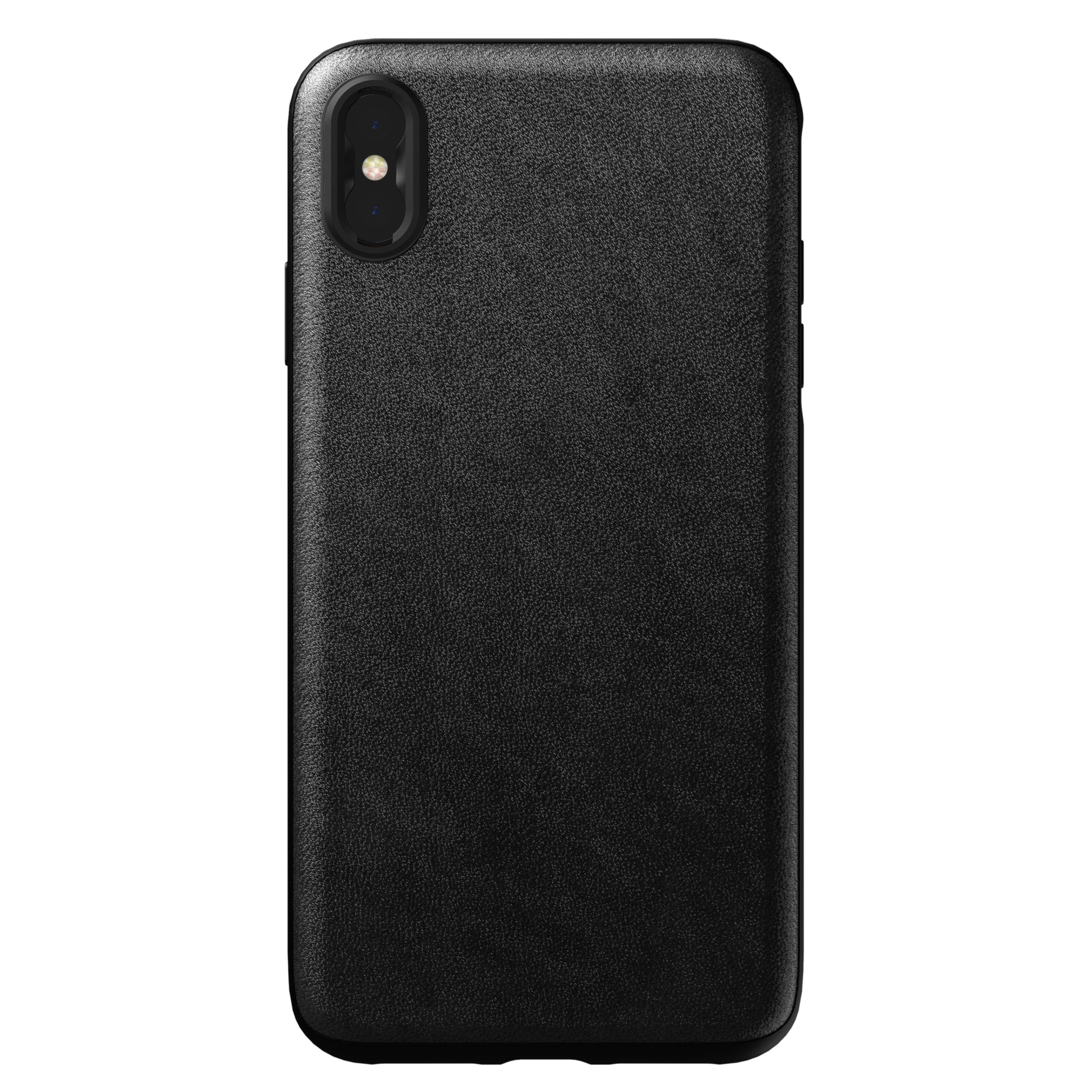 Nomad x Moment Lens Rugged Case for iPhone XS Max - Black