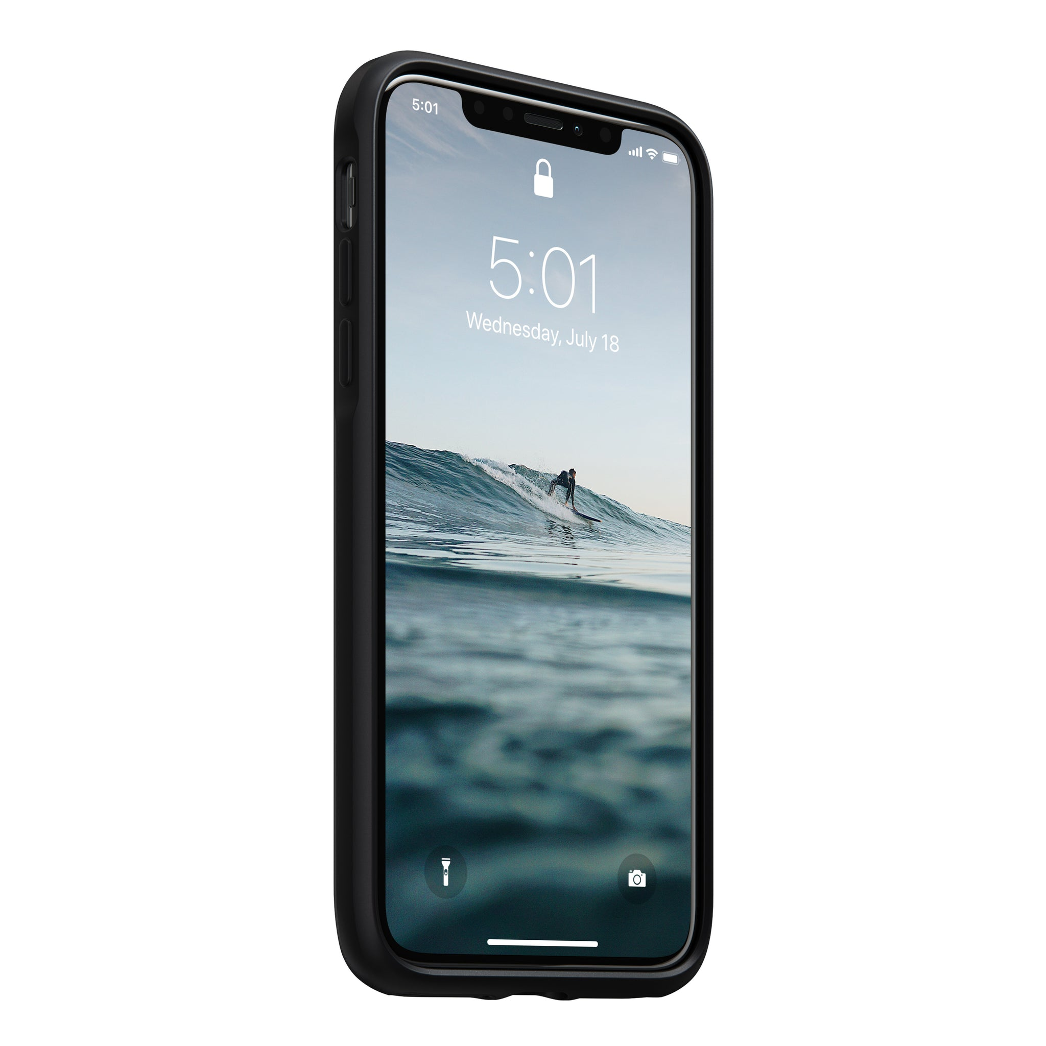 Nomad Active Rugged Case for iPhone 11 - Black