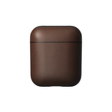 Nomad Rugged Case for AirPods - Rustic Brown (V2)