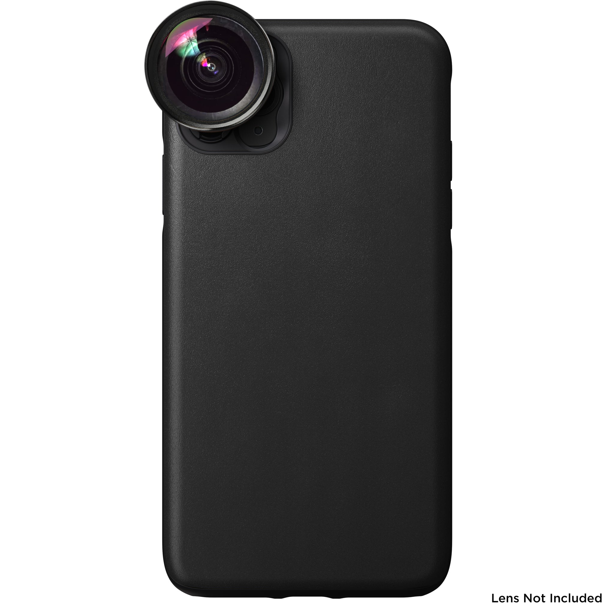 Nomad x Moment Lens Rugged Case for iPhone 11 Pro Max - Black