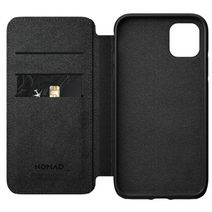 Nomad Rugged Folio for iPhone 11 - Black
