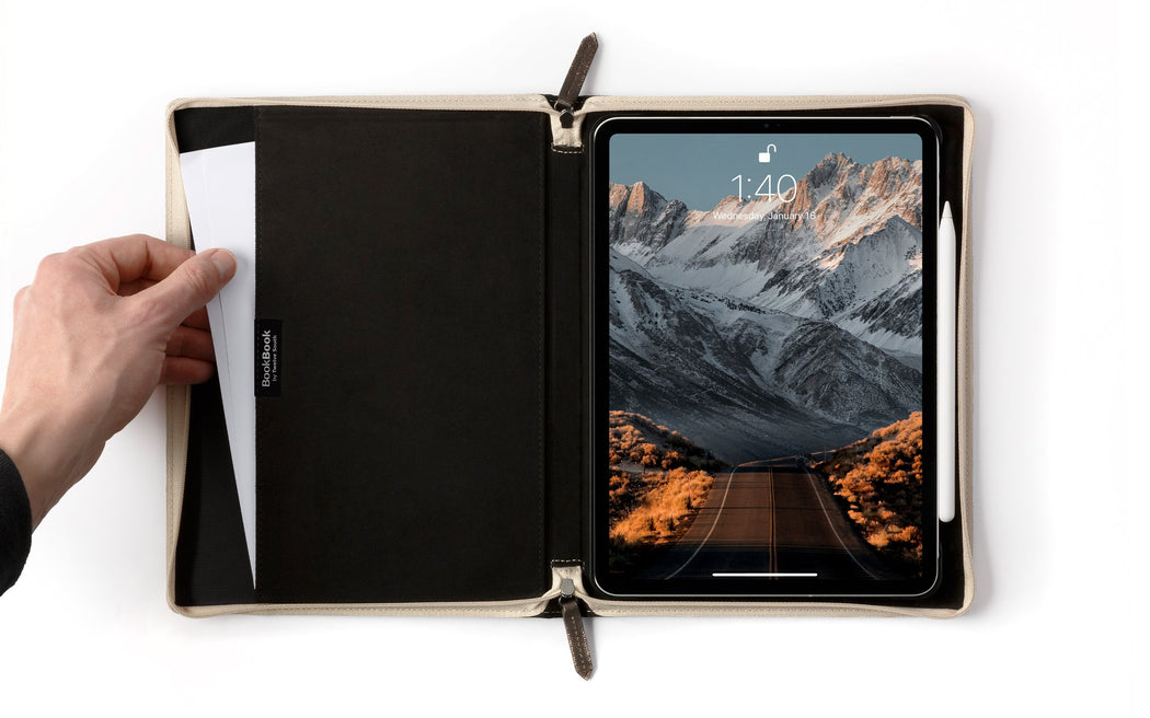 "Twelve South BookBook vol. 2 for iPad Pro 12.9"" (3rd Gen USB-C)"