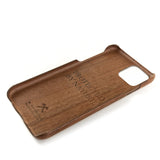 Woodcessories EcoCase Slim for iPhone 11