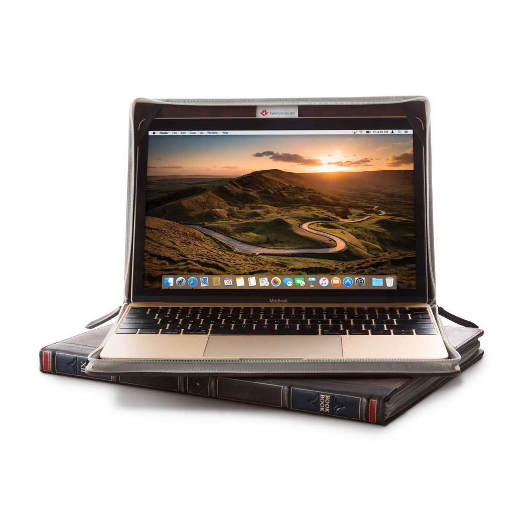 "Twelve South BookBook Vol 2 for 12"" MacBook USB-C"