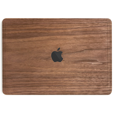 "Woodcessories EcoSkin Wood Cover for 15"" MacBook Pro - Walnut"