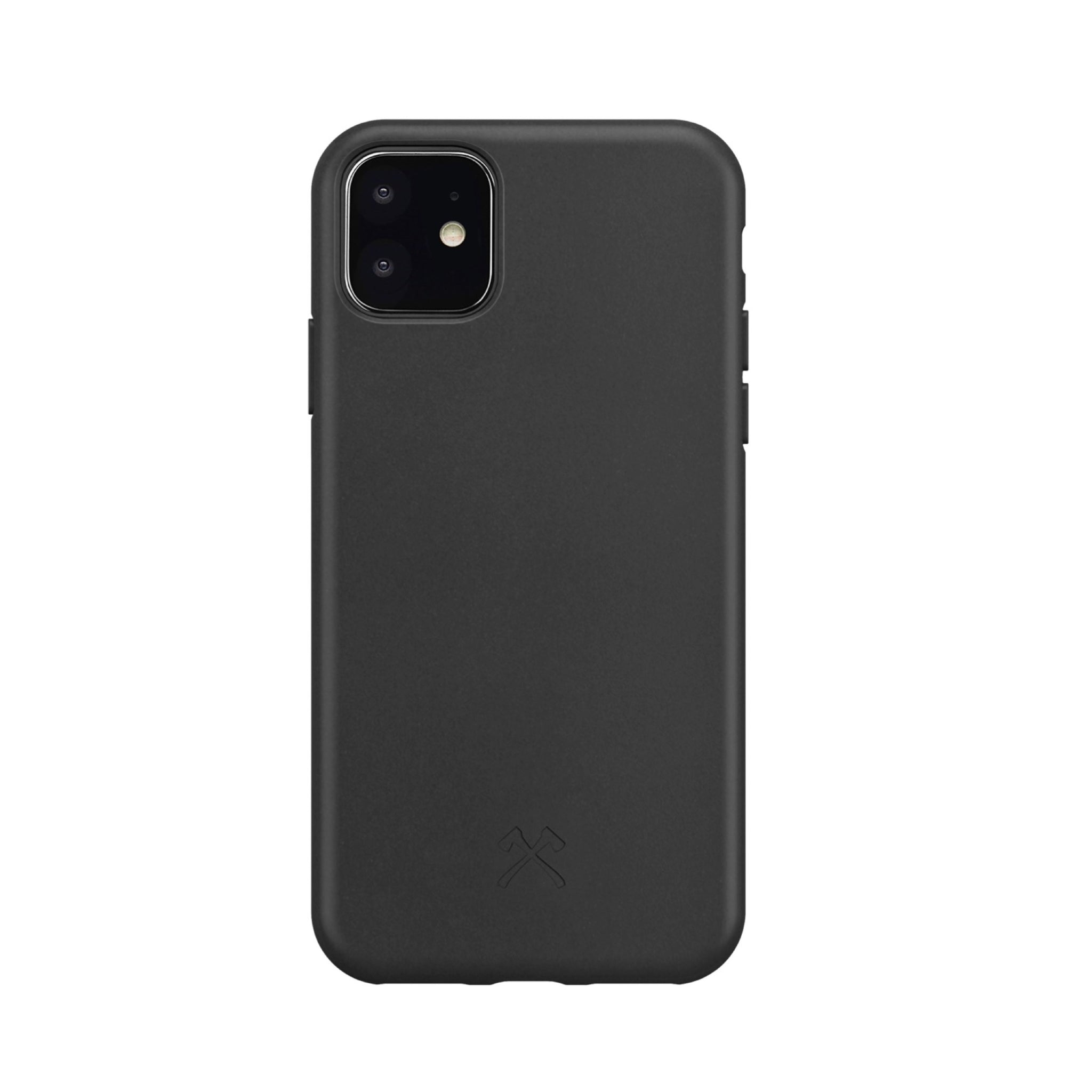 Woodcessories BioCase for iPhone 11 - Black