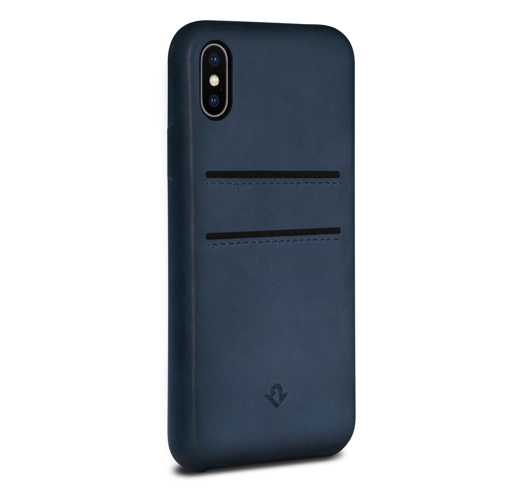 Twelve South RelaxedLeather case with Pockets for iPhone X