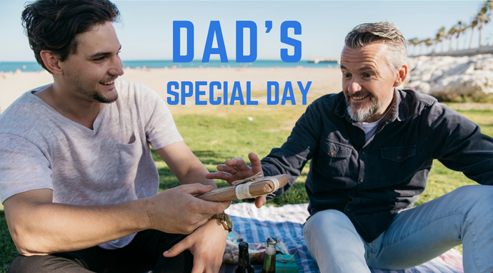 DAD'S SPECIAL DAY