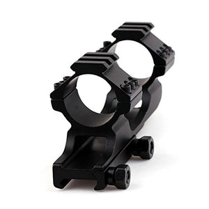 30mm Rings Cantilever Scope Dual Mount Heavy Duty Picatinny Weaver Rail