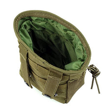Load image into Gallery viewer, CISNO Military Small Molle Belt Tactical Magazine Dump Drop Reloader Pouch Bag
