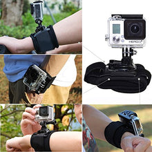 Load image into Gallery viewer, CISNO 360 Degree Rotatable Camera Wrist Strap