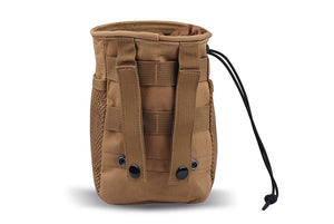 CISNO Military Small Molle Belt Tactical Magazine Dump Drop Reloader Pouch Bag