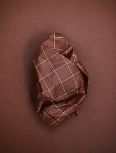 Haps Nordic Cotton wrap with beeswax Cotton wrap Warm Check