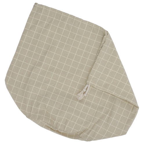 Haps Nordic Storage bag Storage bag Oyster Grey Check