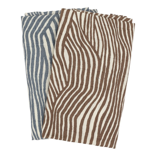 Haps Nordic Wash cloth 2-pak Wash Cloths Winter wave print