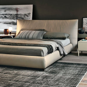 Suite Leather Bed