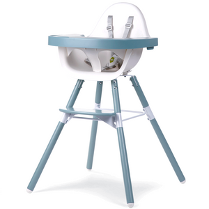 Evolu 2 High Chair Set in Blue | Urban Avenue