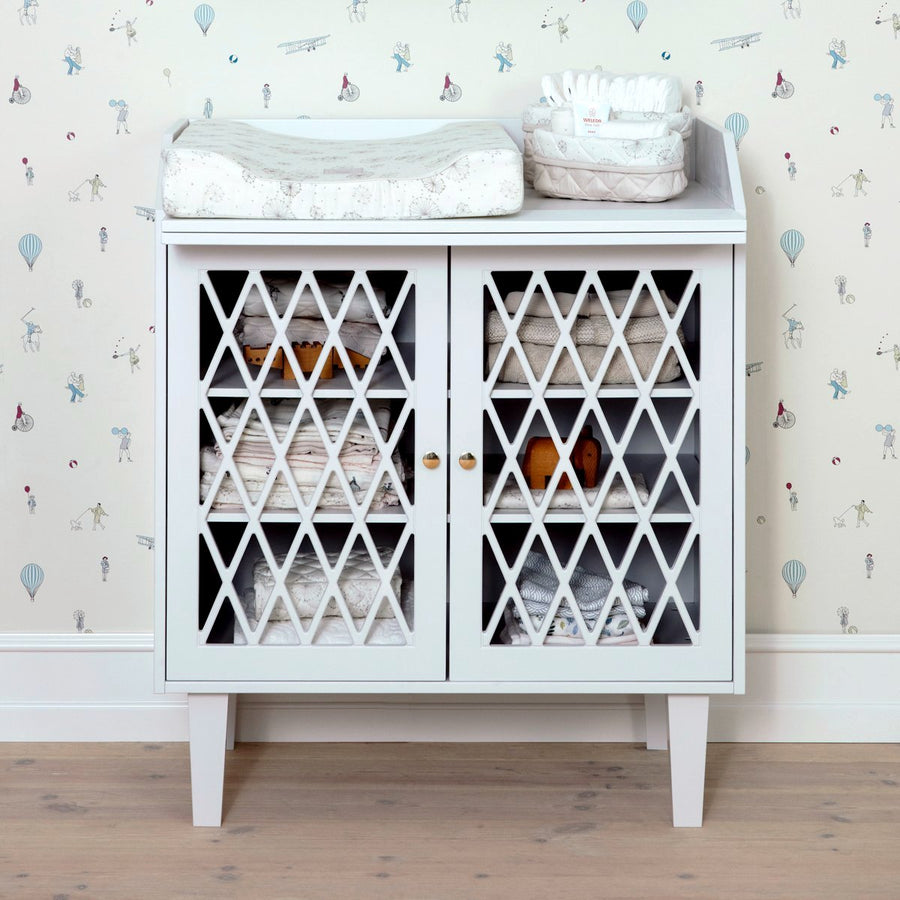 Harlequin Changing Table