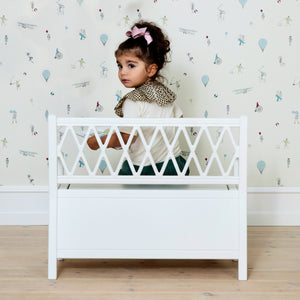 Harlequin Storage Bench | Urban Avenue