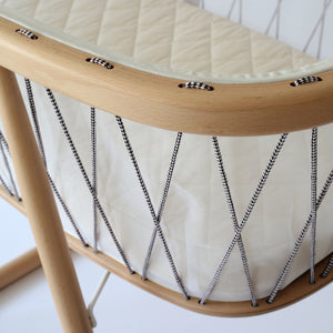 Kumi Cradle & Coconut Mattress
