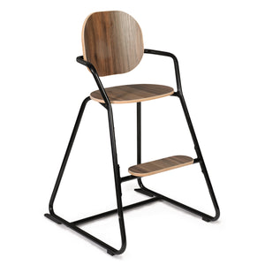 Tibu High Chair - Black Edition | Urban Avenue