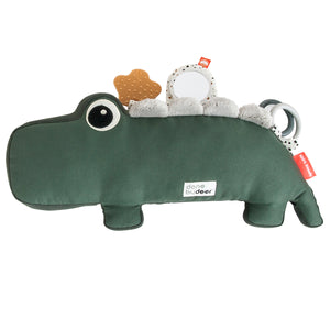 Croco Tummy Time Activity Toy