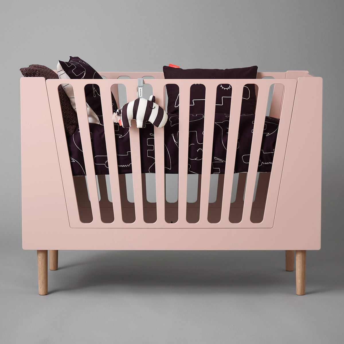 Little Interiors Baby Cot From Done By Deer Urban Avenue
