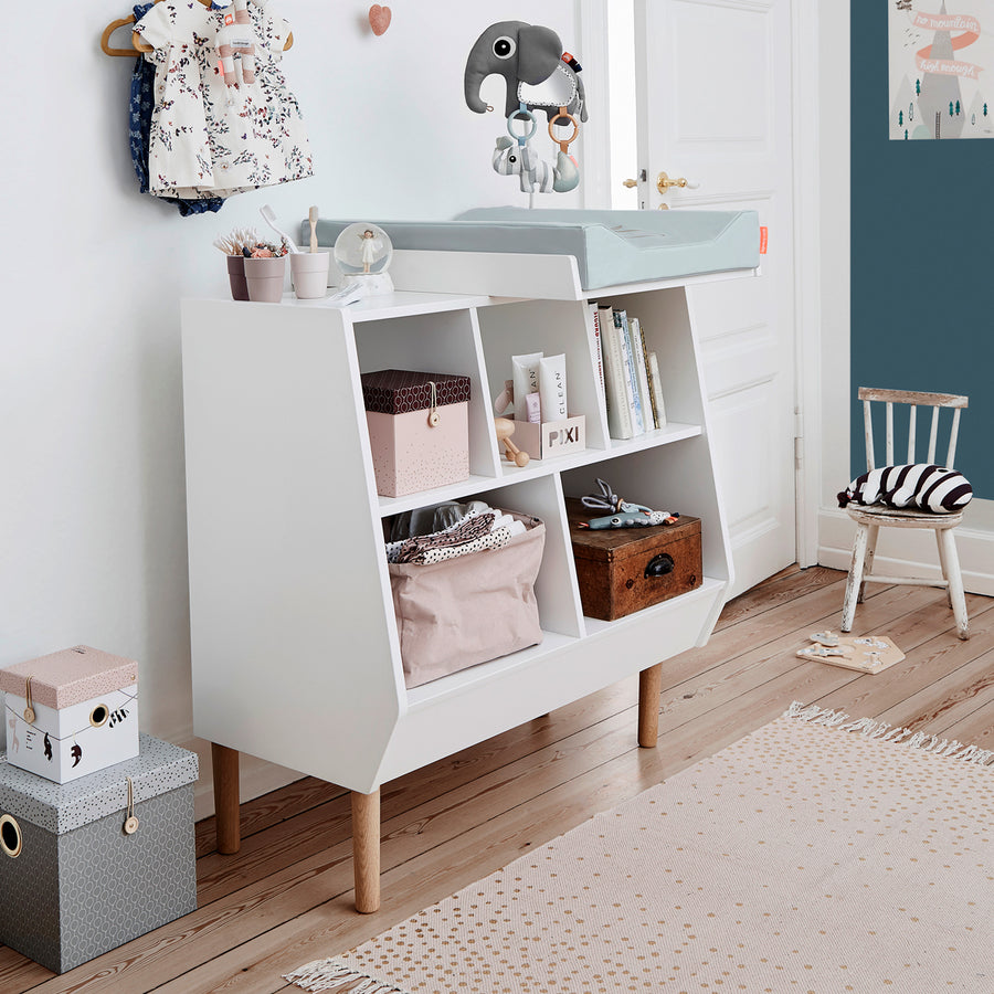 Little Interiors Storage + Changing Unit | Urban Avenue