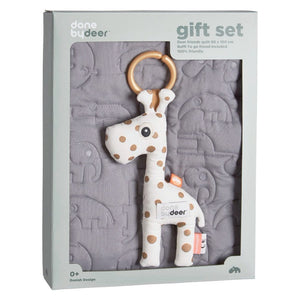 Done by Deer Quilt Gift Set | Urban Avenue