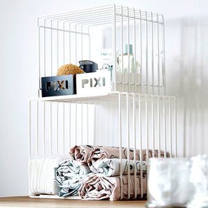 Wire Shelf Set, Square | Urban Avenue