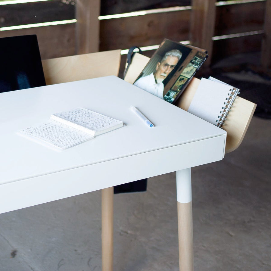 My Writing Desk in White | Urban Avenue