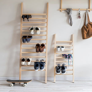 Step Up Shoe Ladder