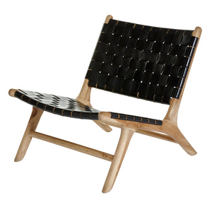 Encoded Lounge Chair | Urban Avenue