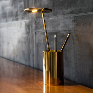 E.T. Table Lamp Gold Edition | Urban Avenue