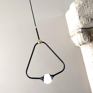 Medal Pendant Light | Urban Avenue